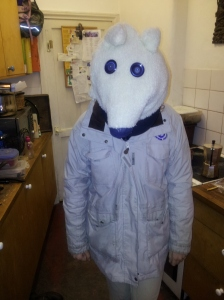What do you mean my child's been turned into a polar bear?