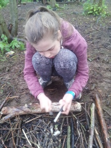 "We sing when we set up camp... ""We didn't start the fire,"" (King Charles) went down well. (c) homemadekids/nicola baird"