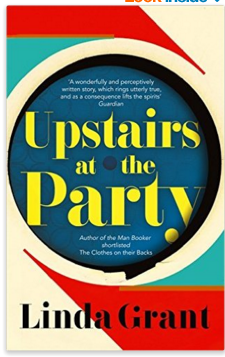 Upstairs at the party by Linda Grant is all about unsupervised university life in the 1970s at a red brick uni (and it just happens to be where I went though 10 years before). i read it with my bookgroup and was amazed to see how much it made each of us reflect on our early adulthood.